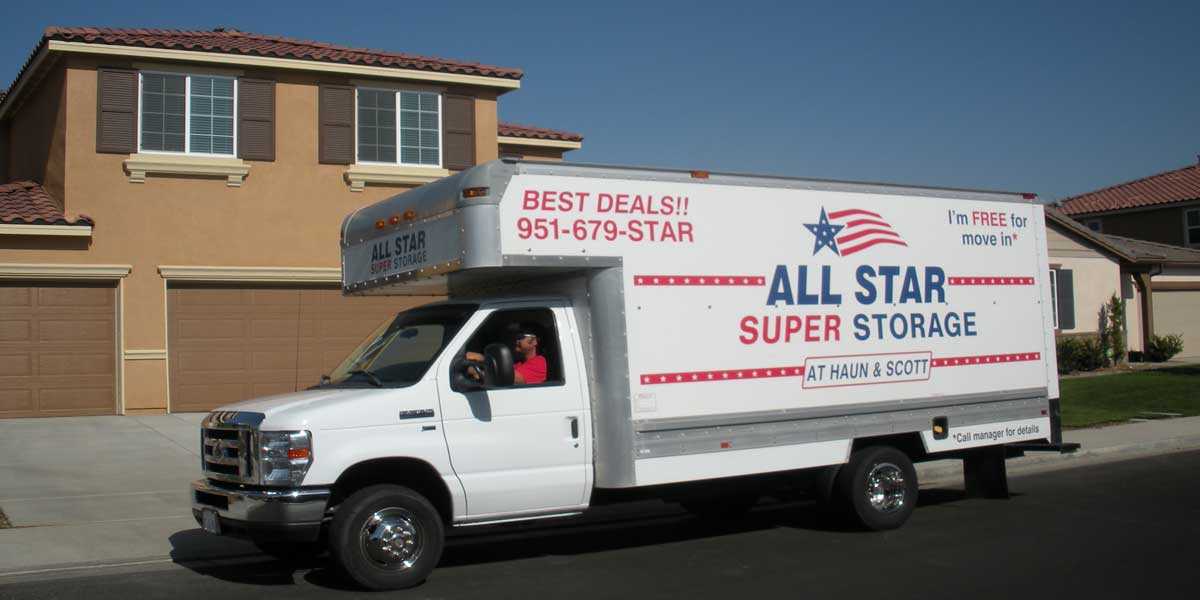 Use Our Move In Truck Free For Local Moves