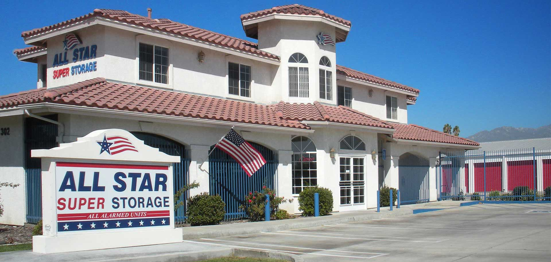 Picture of All Star Self Storage in Menifee